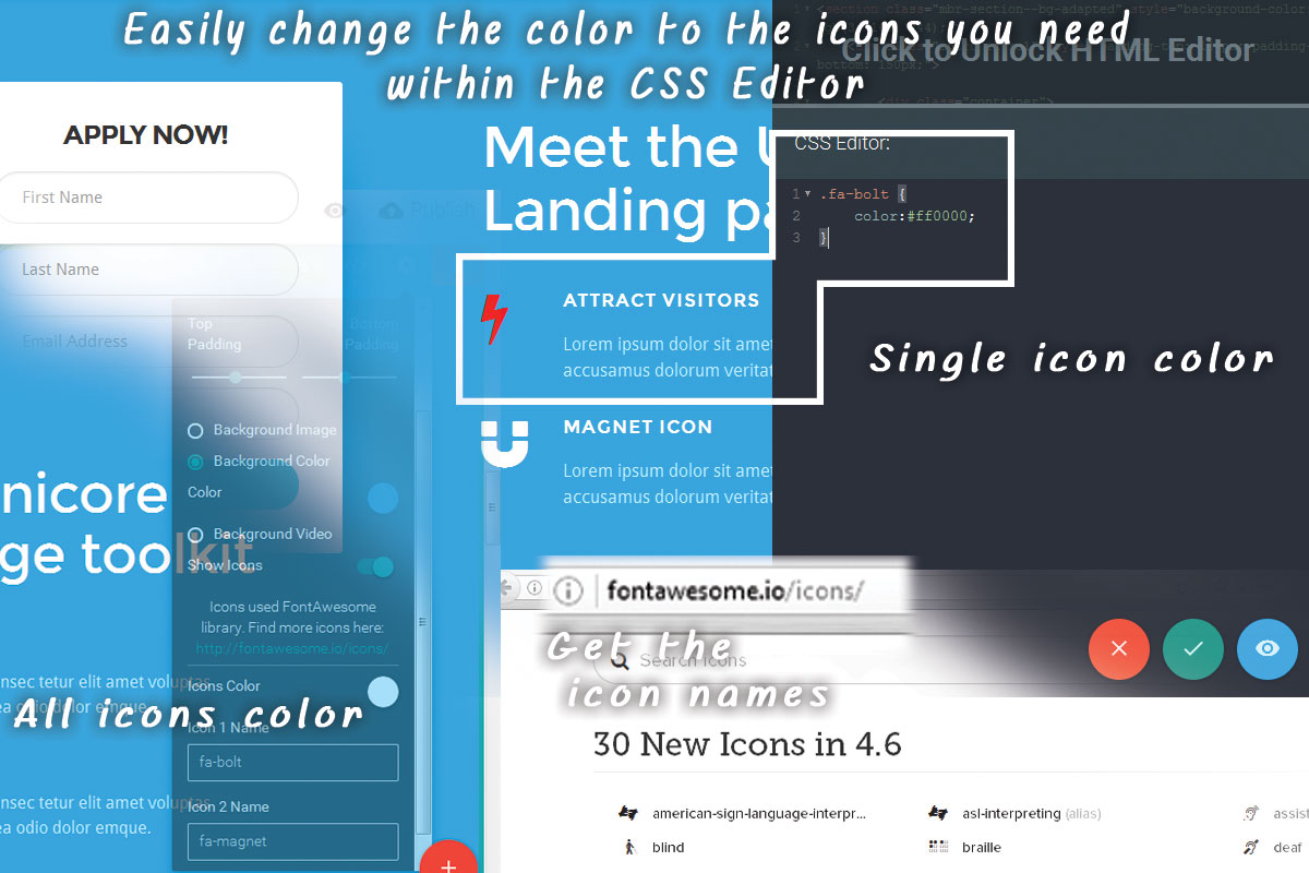 Simple Bootstrap CSS Theme Creator
