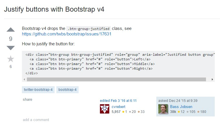 Sustain buttons  by using Bootstrap v4